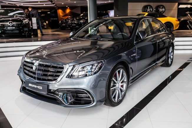 Mercedes-Benz S-Class, 2019 год, 14 997 754 руб.