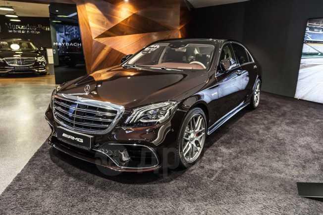 Mercedes-Benz S-Class, 2019 год, 14 940 382 руб.