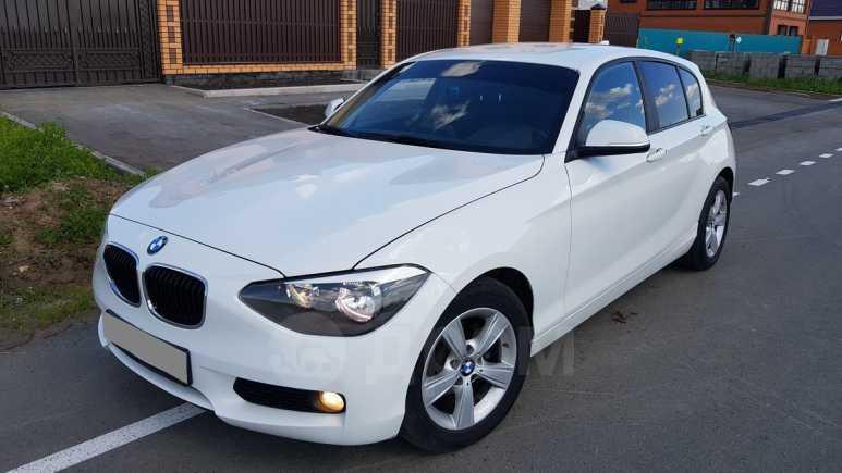 BMW 1-Series, 2013 год, 820 000 руб.
