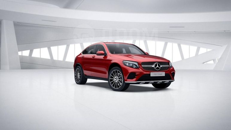 Mercedes-Benz GLC Coupe, 2019 год, 4 114 640 руб.
