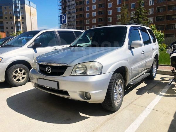 Mazda Tribute, 2005 год, 375 000 руб.