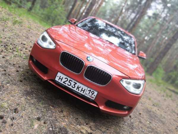 BMW 1-Series, 2011 год, 760 000 руб.