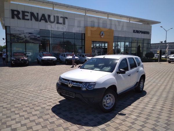 Renault Duster, 2019 год, 834 990 руб.