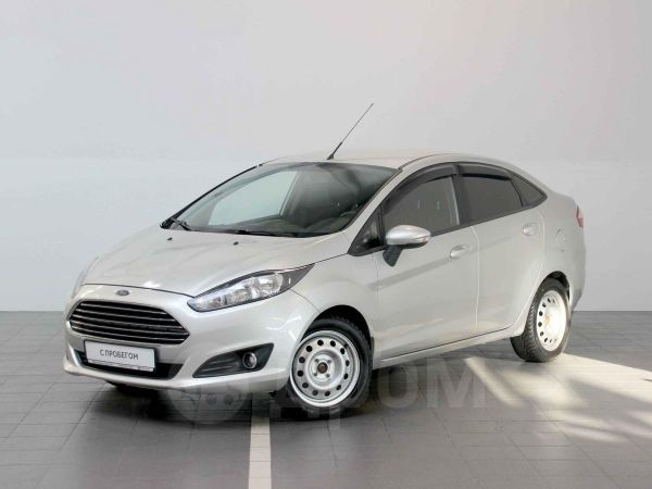 Ford Fiesta, 2016 год, 496 000 руб.