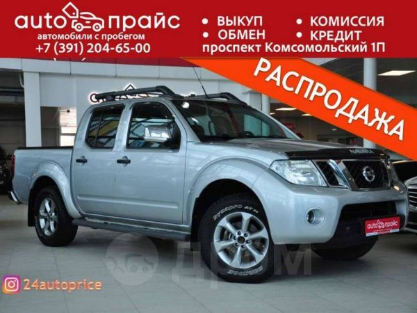 Nissan Navara, 2013 год, 1 157 000 руб.