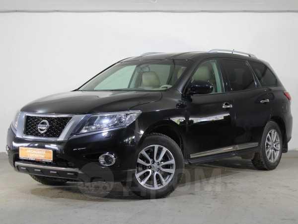 Nissan Pathfinder, 2014 год, 1 389 000 руб.