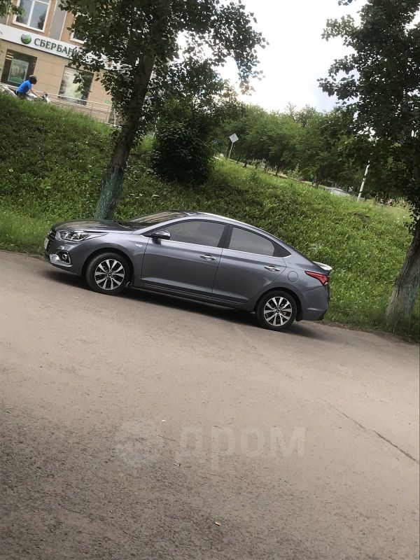 Hyundai Solaris, 2018 год, 980 000 руб.
