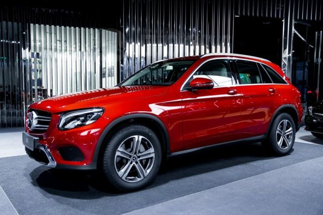 Mercedes-Benz GLC, 2019 год, 3 630 230 руб.