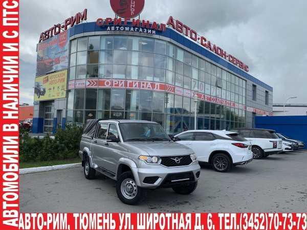 УАЗ Патриот Пикап, 2019 год, 737 910 руб.