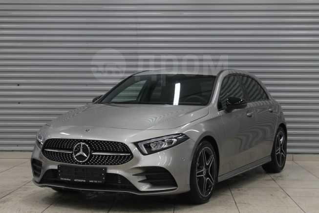 Mercedes-Benz A-Class, 2019 год, 2 627 000 руб.