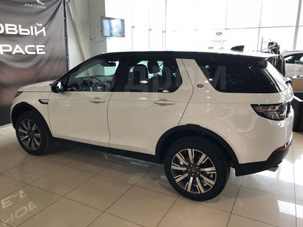 Land Rover Discovery Sport, 2019 год, 4 270 000 руб.