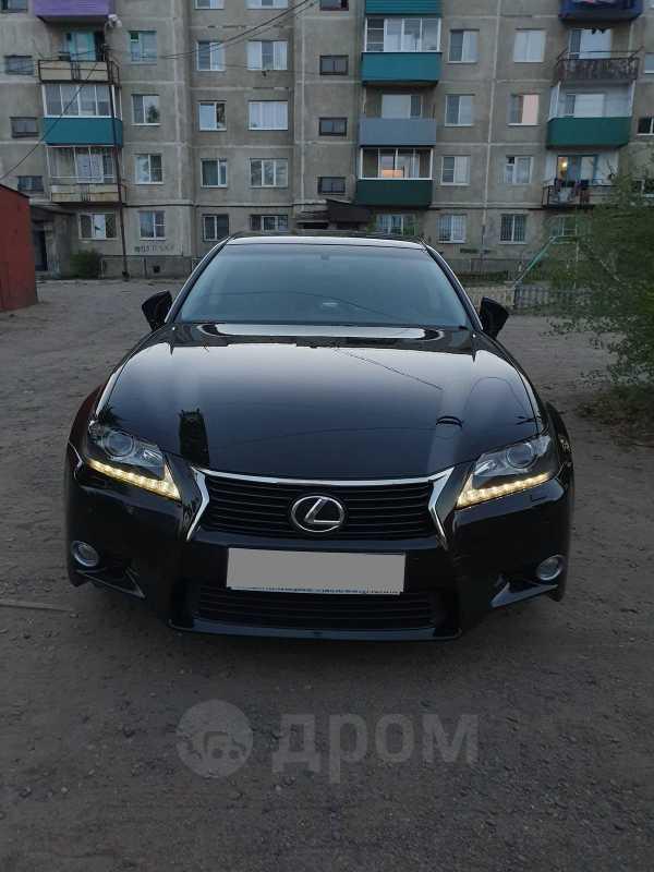 Lexus GS250, 2012 год, 1 500 000 руб.