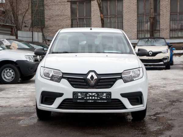 Renault Logan, 2019 год, 694 600 руб.