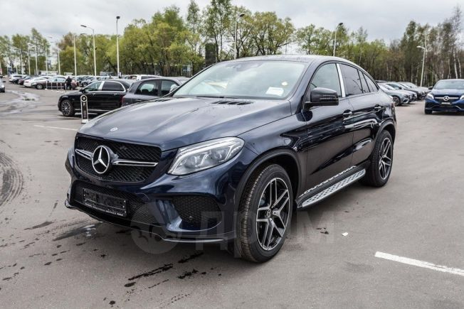 Mercedes-Benz GLE Coupe, 2019 год, 5 923 868 руб.