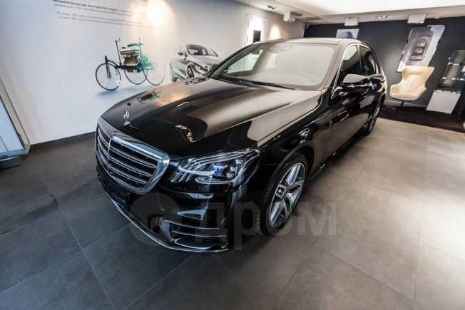 Mercedes-Benz S-Class, 2018 год, 8 877 525 руб.