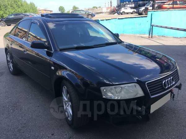 Audi A6, 2004 год, 300 000 руб.