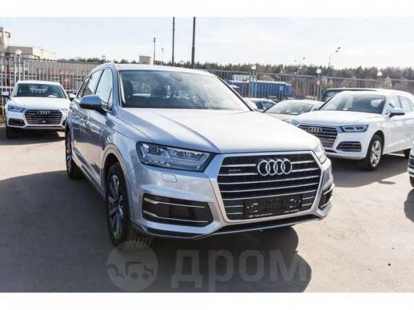 Audi Q7, 2019 год, 4 872 092 руб.