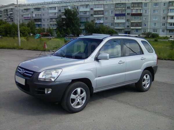 Kia Sportage, 2007 год, 520 000 руб.