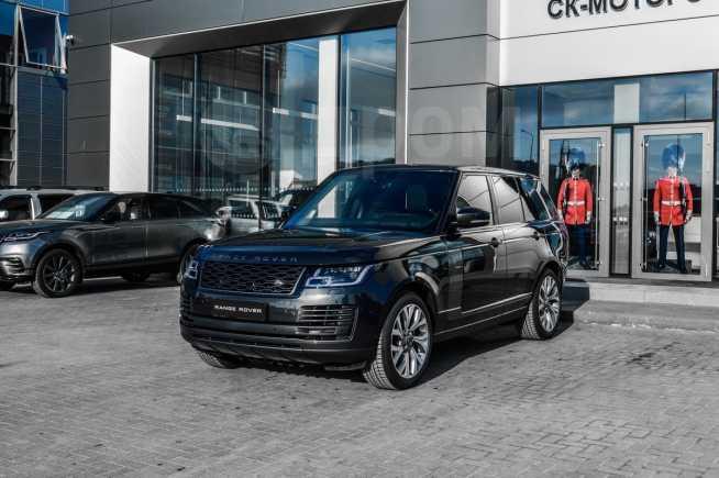Land Rover Range Rover, 2019 год, 11 207 000 руб.