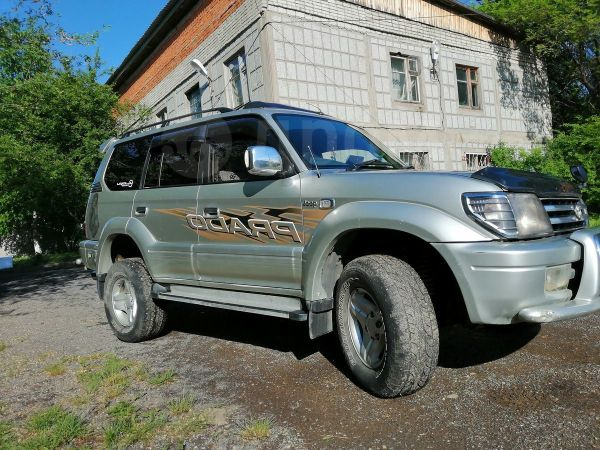 Toyota Land Cruiser Prado, 1998 год, 780 000 руб.