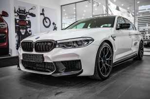Новосибирск BMW M5 2019