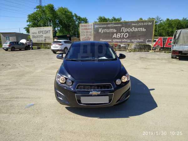 Chevrolet Aveo, 2014 год, 410 000 руб.
