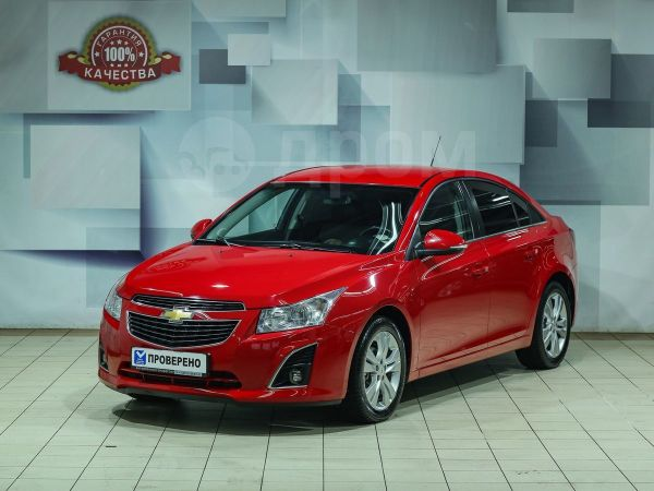 Chevrolet Cruze, 2013 год, 489 000 руб.