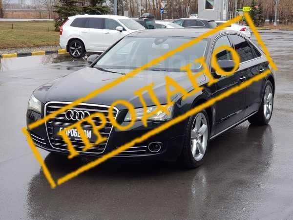 Audi A8, 2010 год, 850 000 руб.