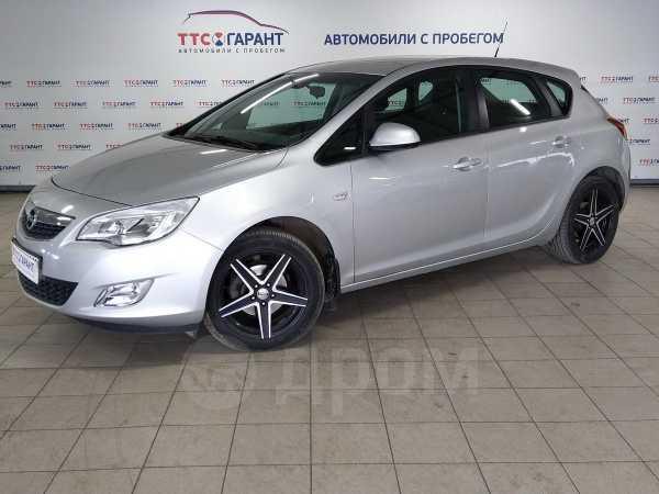 Opel Astra, 2011 год, 501 400 руб.