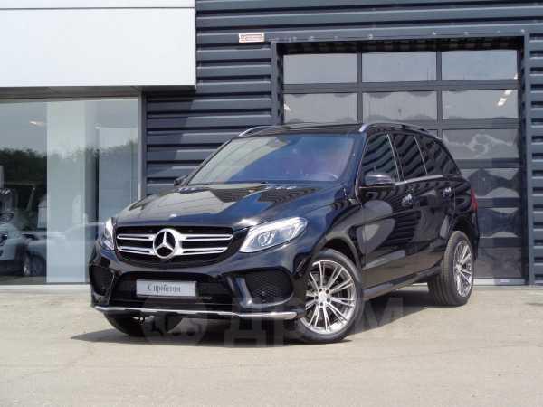 Mercedes-Benz GLE, 2015 год, 3 190 000 руб.