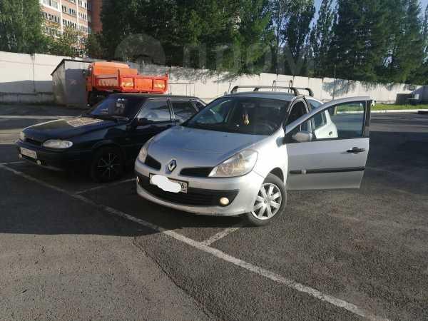Renault Clio, 2007 год, 270 000 руб.