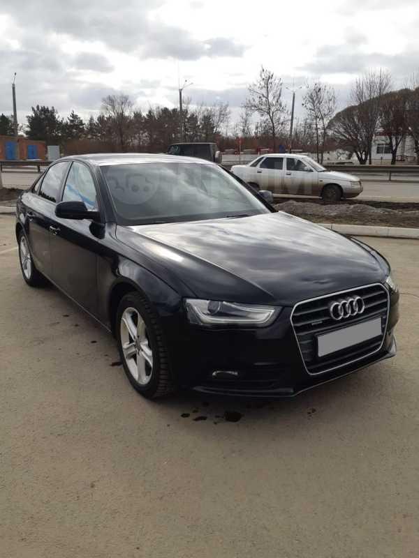 Audi A4, 2015 год, 1 190 000 руб.