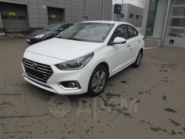 Hyundai Solaris, 2019 год, 938 150 руб.