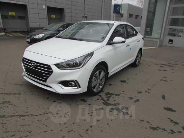 Hyundai Solaris, 2019 год, 898 300 руб.