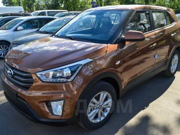 Hyundai Creta, 2019 год, 1 441 950 руб.