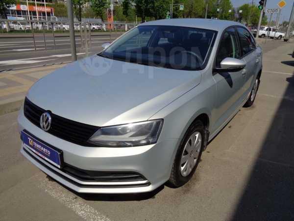 Volkswagen Jetta, 2015 год, 659 000 руб.