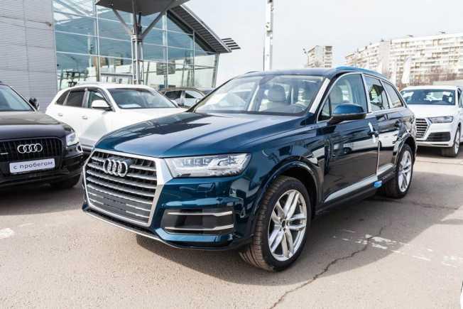 Audi Q7, 2019 год, 5 182 745 руб.