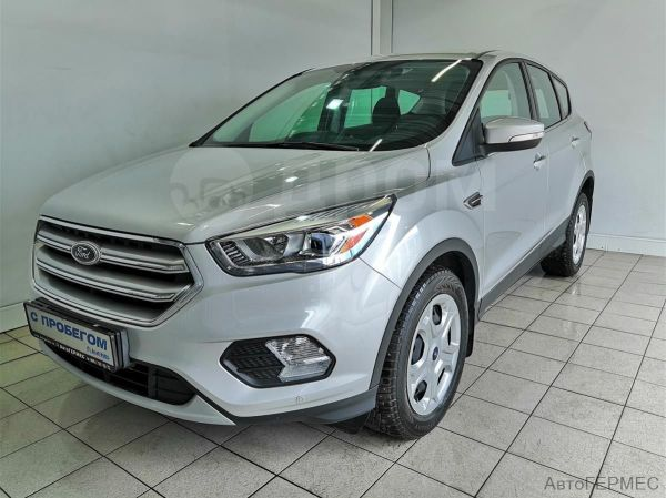 Ford Kuga, 2017 год, 1 125 000 руб.