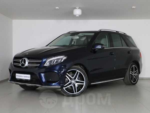 Mercedes-Benz GLE, 2015 год, 2 850 000 руб.
