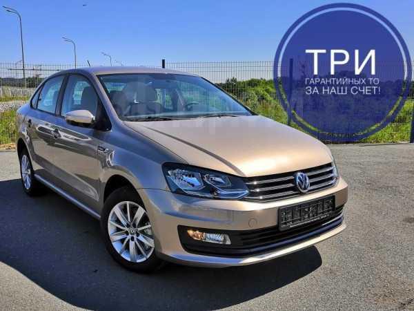 Volkswagen Polo, 2018 год, 994 300 руб.