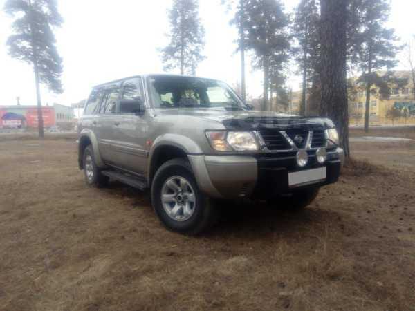 Nissan Patrol, 1999 год, 645 000 руб.