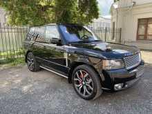 Омск Range Rover 2012