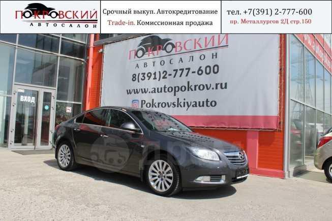 Opel Insignia, 2012 год, 645 000 руб.