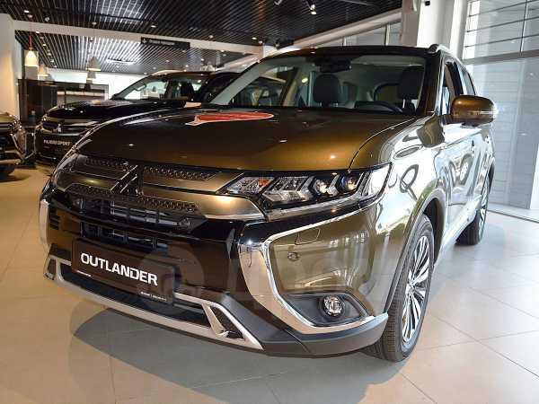 Mitsubishi Outlander, 2019 год, 2 338 000 руб.