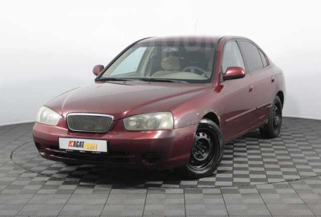 Hyundai Elantra, 2001 год, 130 000 руб.