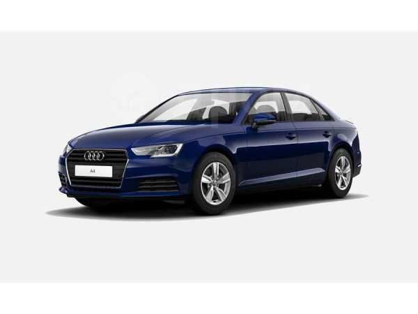 Audi A4, 2019 год, 2 502 426 руб.
