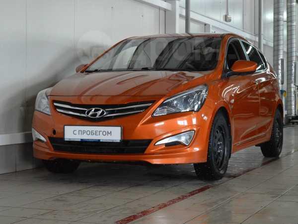 Hyundai Solaris, 2015 год, 599 000 руб.