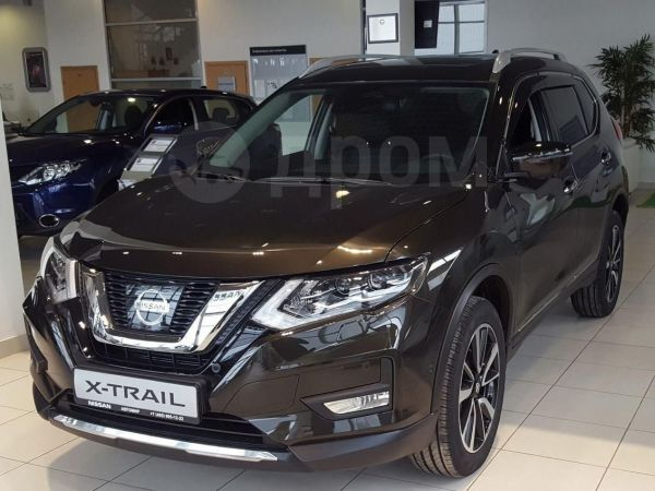 Nissan X-Trail, 2019 год, 1 993 000 руб.