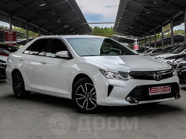 Toyota Camry, 2016 год, 1 294 900 руб.