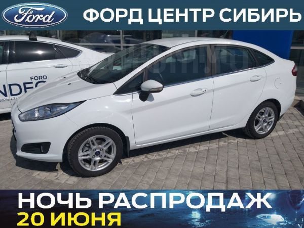 Ford Fiesta, 2017 год, 790 000 руб.